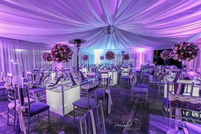 decoracion con leds para bodas Quito Ecuador