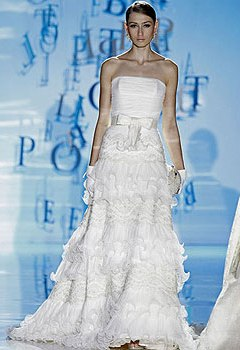 fotos vestidos novias